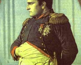 Napoleon in the Petroff Palace — Василий Верещагин