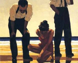 Narcissistic Bathers — Джек Веттриано