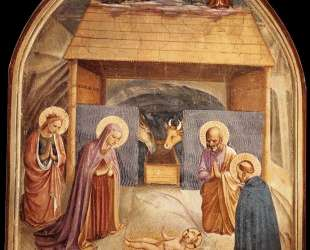 Рождество — Фра Анджелико
