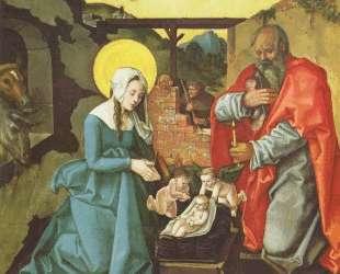 Рождество Христово — Ханс Бальдунг