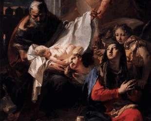 Nativity — Джованни Баттиста Тьеполо