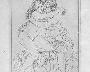 Neptune and Thetis — Джованни Баттиста Пиранези