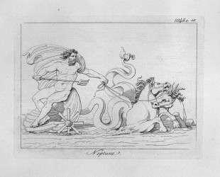 Neptune — Джованни Баттиста Пиранези