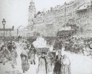 Невский проспект — Илья Репин