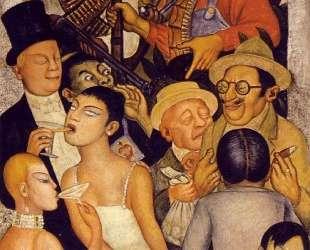 Night of the Rich — Диего Ривера