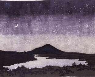 Night Scene — Нил Уэлливер