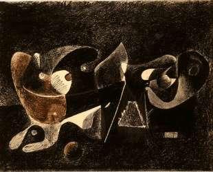 Ночь, загадка, ностальгия — Аршил Горки