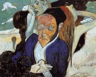 Нирвана, Портрет Якоба Мейера де Хаана — Поль Гоген