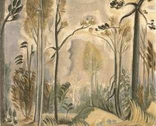 Landscape — Андре Массон