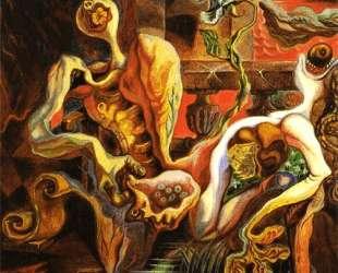 The Metamorphosis of the Lovers — Андре Массон