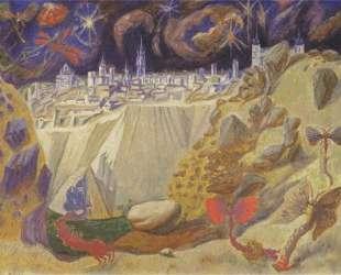 Pupae to Toledo — Андре Массон