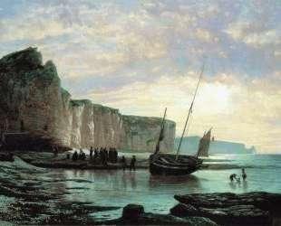 Normandy Beach — Лев Лагорио