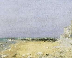 Нормандский берег — Василий Поленов