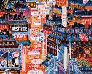 An American in Paris — Хиро Ямагата