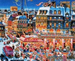 Key Largo City Lights — Хиро Ямагата