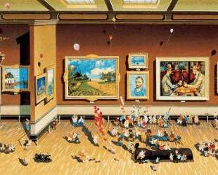 Impressionists — Хиро Ямагата