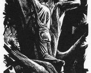 Man Climbing — Линд Уорд