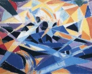Futurist Composition — Джозеф Стелла