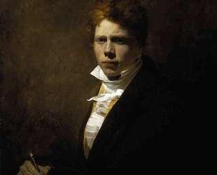 Self Portrait aged about 20 — Дейвид Уилки