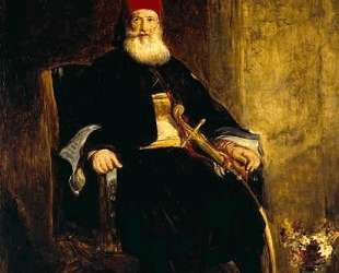 Kavallali Mehmet Ali Pasha el-Kebir — Дейвид Уилки