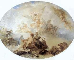 Plafon Jutrzenka — Генрих Семирадский
