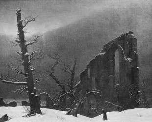 Winter — Каспар Давид Фридрих