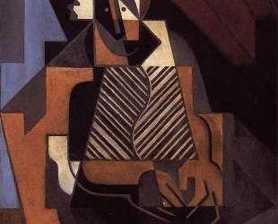 Seated Peasant Woman — Хуан Грис