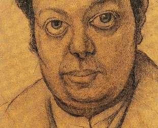 Self Portrait — Диего Ривера