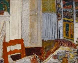 White Interior — Пьер Боннар