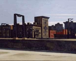 Manhattan Bridge Loop — Эдвард Хоппер