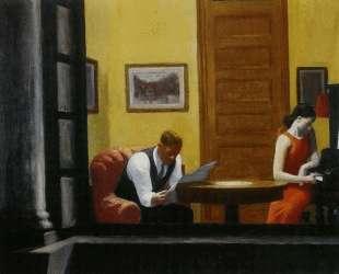 Room in New York — Эдвард Хоппер