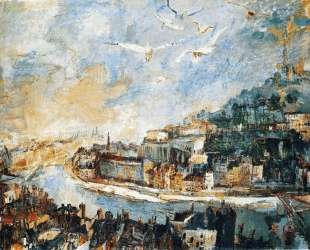 Lyon — Оскар Кокошка