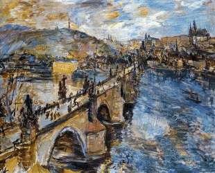 Charles Bridge — Оскар Кокошка