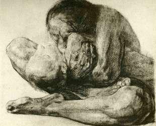 Woman with Dead Child — Кэте Кольвиц