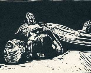 The Widow II — Кэте Кольвиц