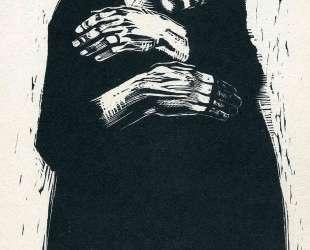 The Widow I — Кэте Кольвиц