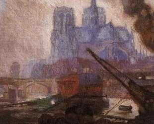 Notre Dame de Paris — Диего Ривера