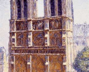Notre Dame, the Effect of Sunlight — Франсис Пикабиа