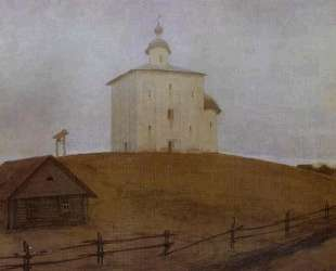 Novgorod Church — Андрей Рябушкин