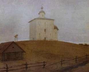 Novgorod Church — Андрей Рябушкин