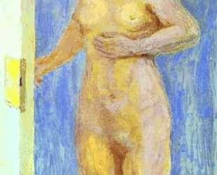Nude and Fur Hat — Пьер Боннар