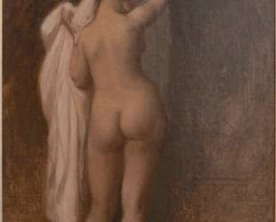 Nude from behind (Study for King Candaule) — Жан-Леон Жером