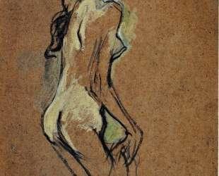 Nude Girl — Анри де Тулуз-Лотрек