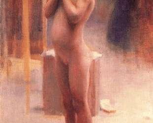 Nude girl — Карлос Саенс де Техада