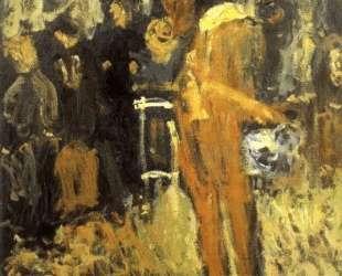 Nude in Garden — Рихард Герстль