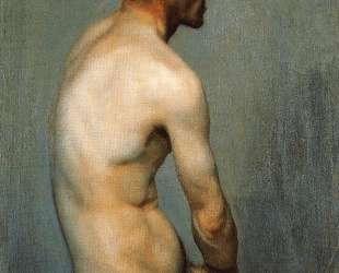 Nude model — Карлос Саенс де Техада