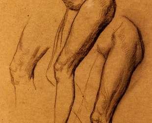 Nude Studies Of Long Mary — Джордж Фредерик Уоттс