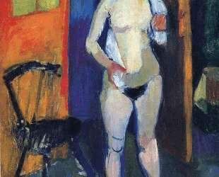 Nude with a White Towel — Анри Матисс