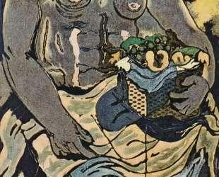 Обнаженная с корзиной фруктов (Канефора) — Жорж Брак