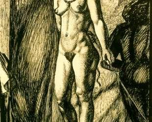 Nude Woman — Рафаэль Забалета